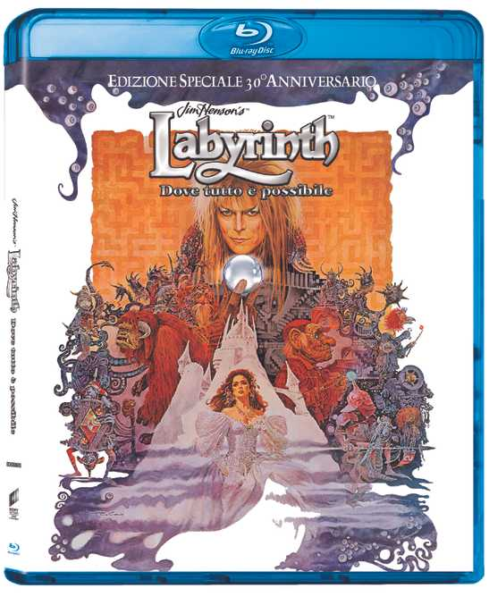 labyrinth bluray