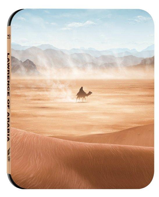 lawrence d'arabia steelbook