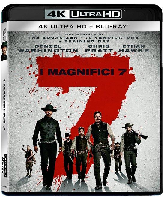 I Magnifici 7: UHD 4K