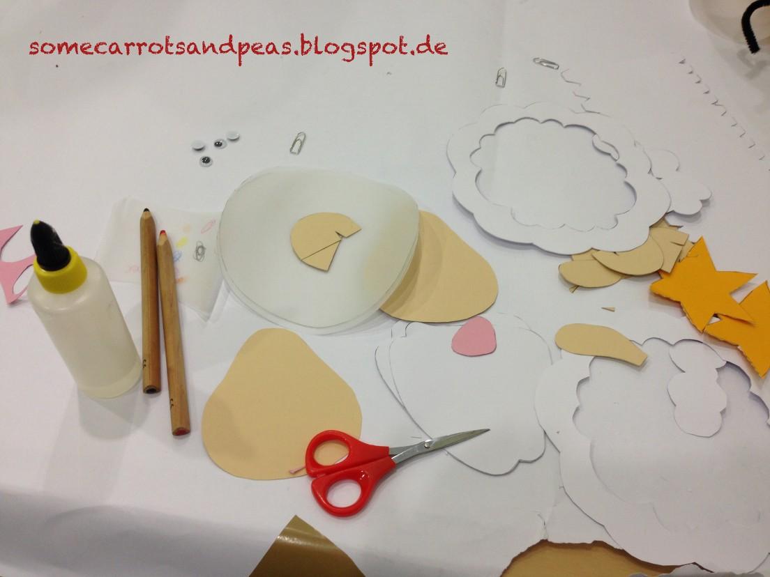some carrots peas blog laterne basteln 2014. Black Bedroom Furniture Sets. Home Design Ideas