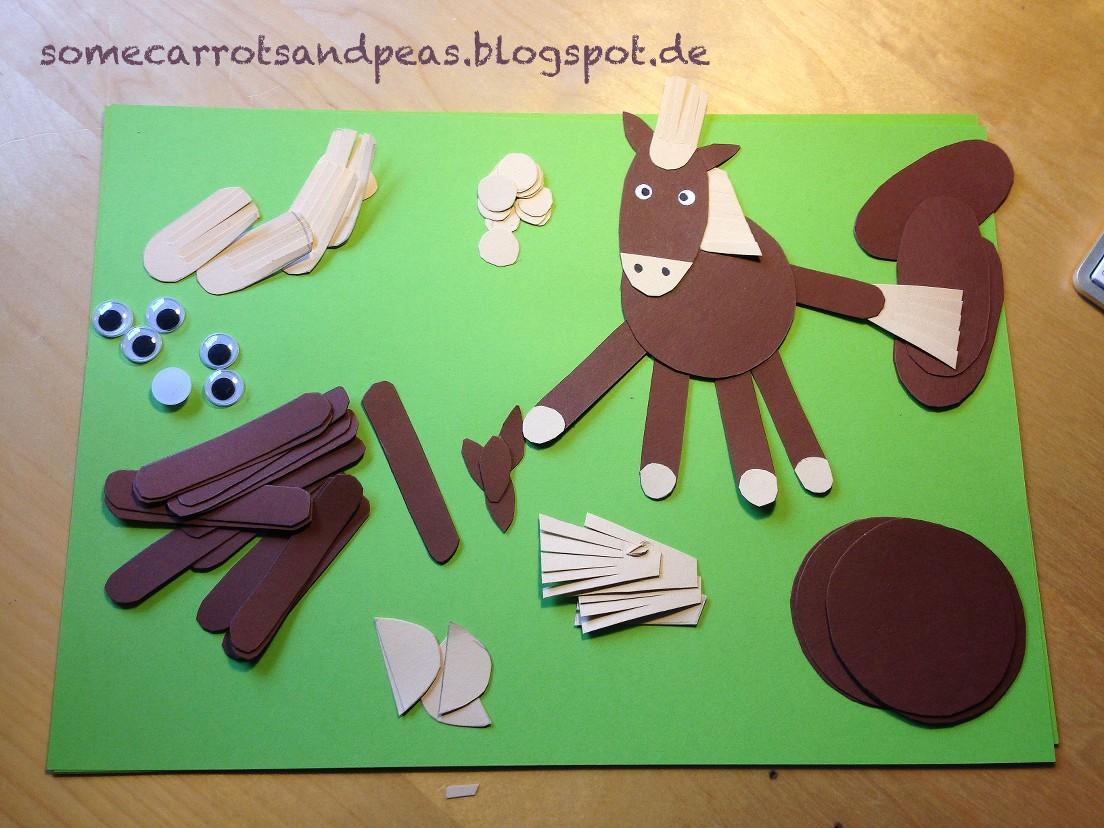 Einladung Kindergeburtstag Basteln Pferd | Zukünftige Projekte, Einladung