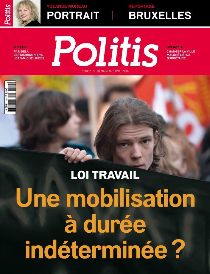 Politis - 31 Mars au 6 Avril 2016