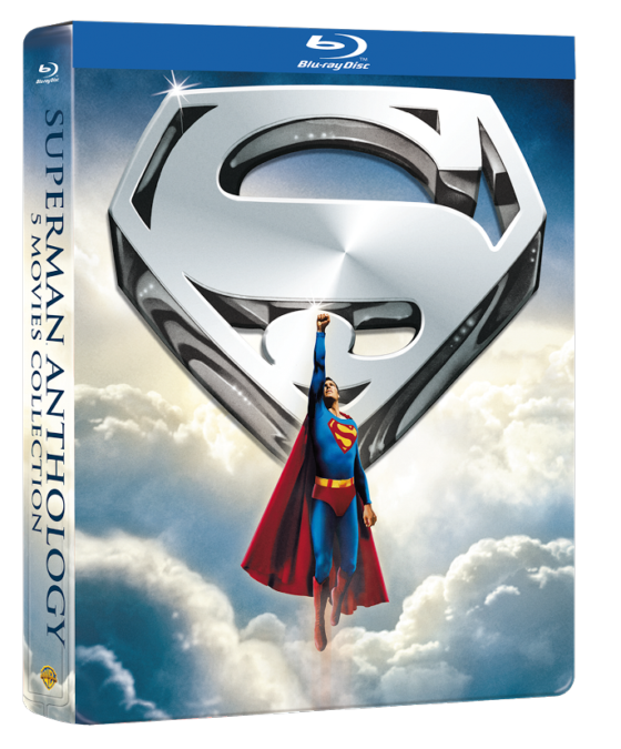 superman anthology steelbook