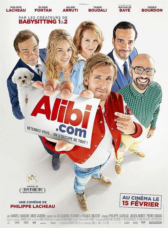 Άλλοθι για Παντρεμένους (Alibi.com) Poster