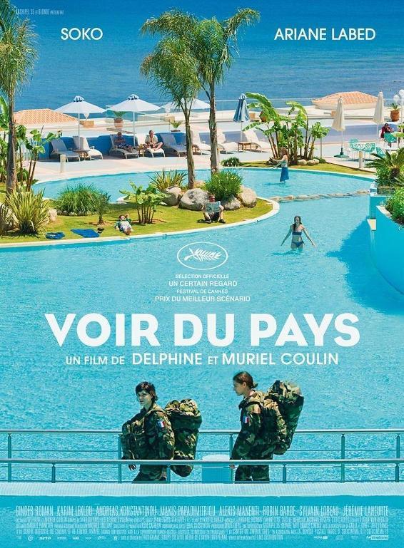 Γυρίζοντας τον κόσμο (Voir du pays / The Stopover) Poster