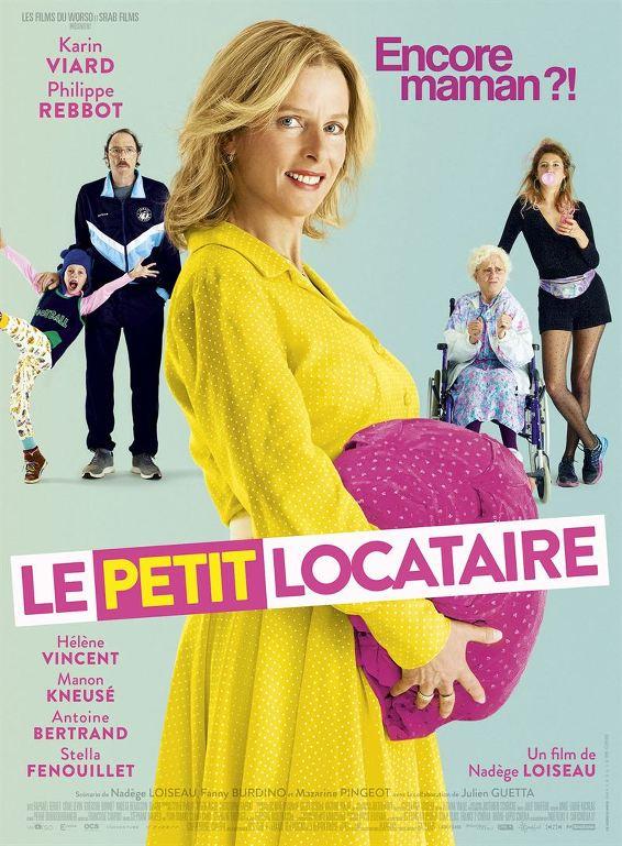 Μαμά ξανά! (Le petit locataire/ A Bun in the Oven Poster