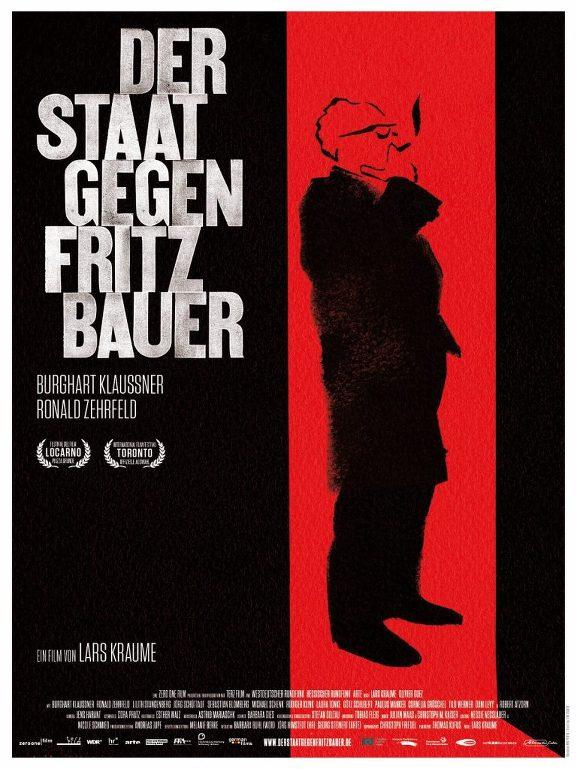Υπόθεση Φριτζ Μπάουερ (Der Staat Gegen Fritz Bauer) Poster