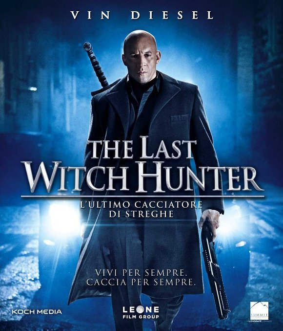 last witch hunter bluray