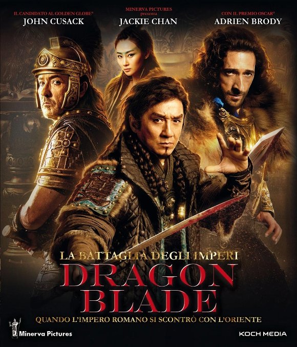 dragon blade bluray