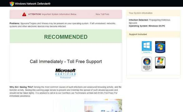 Get Rid Of windows-support-online-services.com