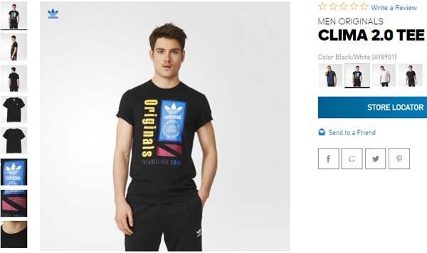 Tú Sport chuyên bán quần áo thể thao hàng hiệu Adidas, Nike, Puma... giá rẻ nhất