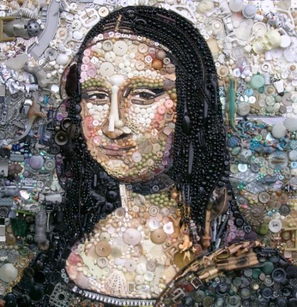 La Joconde (Léonard de Vinci) / Janes Perkins