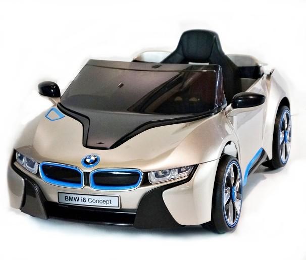 electric ride on car licensed bmw i8 concept 12v kids. Black Bedroom Furniture Sets. Home Design Ideas