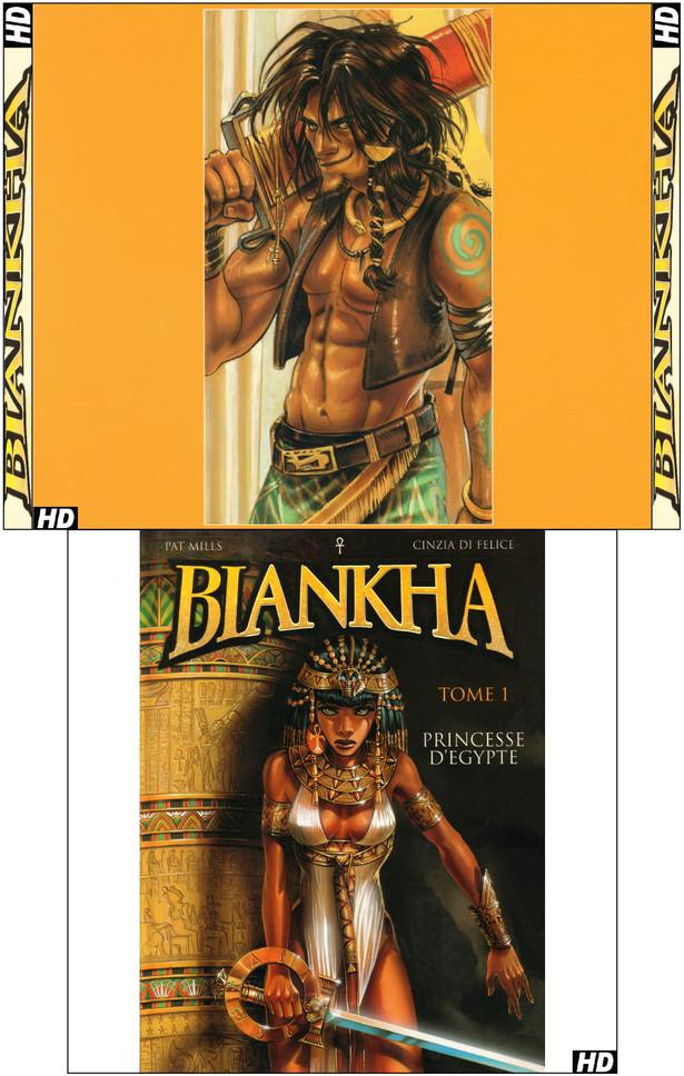 Biankha - PACK 2015