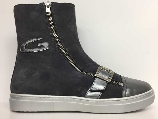 SCARPE SNEAKERS DONNA ALBERTO GUARDIANI ORIGINALE TOKI GK22355G A/I 2016/17 NEW