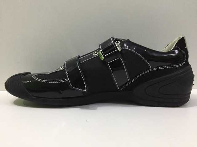 Nero Pelle Sport Uomo Originale Scarpe Sneakers Fabi 2768 Casual 1qn808B