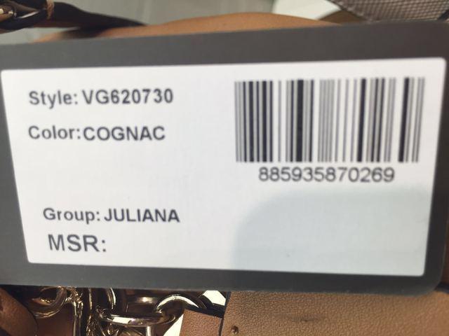 BORSA BORSE DONNA GUESS ORIGINALE JULIANA HWVG6207300 ECO PELLE BAG P/E 2016 NEW