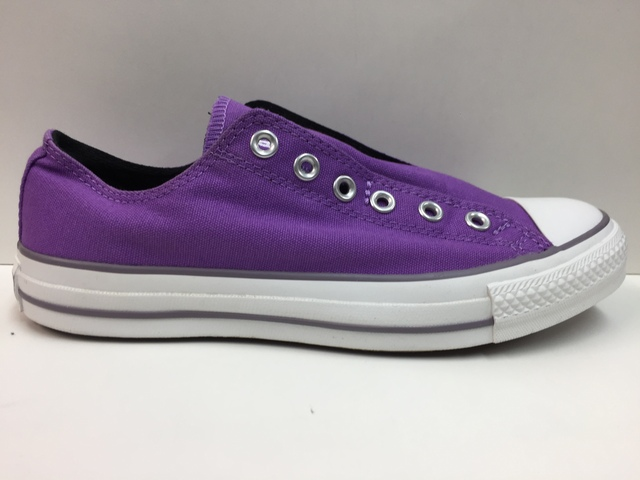 SCARPE SNEAKERS UNISEX CONVERSE ALL STAR ORIGINALE CT SLIP 108802 SHOES TELA NEW