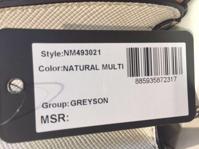 BORSA BORSE DONNA GUESS ORIGINALE GREYSON HWNM4930210 ECO PELLE BAG P/E 2016 NEW