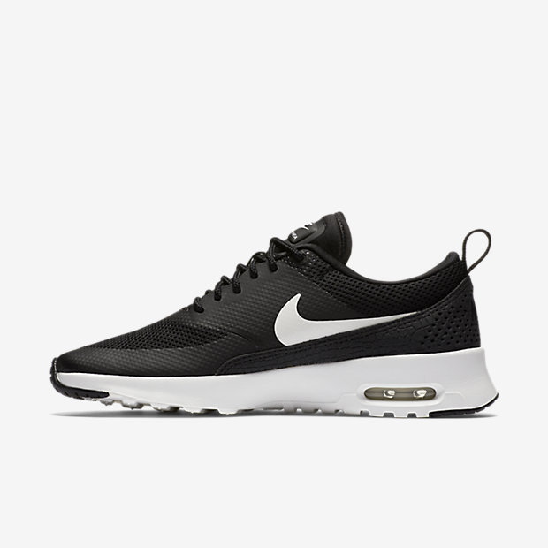 SCARPE SNEAKERS DONNA NIKE ORIGINAL AIR MAX THEA 599409 PELLE SHOES P/E 2017 NEW