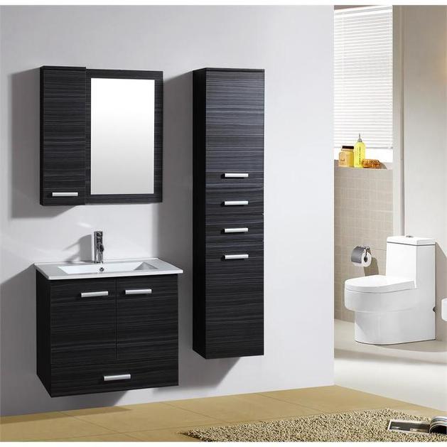 mobile bagno sospeso hugo design moderno weng232 compresi