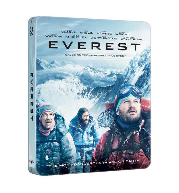 everest steelbook