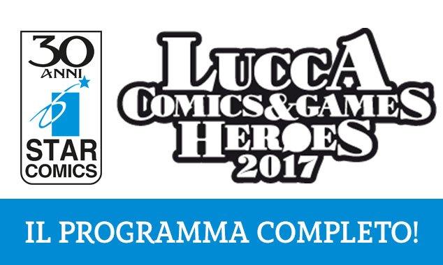 star comics lucca 2017