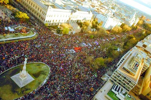 """zjmj - 22M Mas de 2 millones de personas participan en las""""Marchas de la Dignidad"""" en Madrid"""