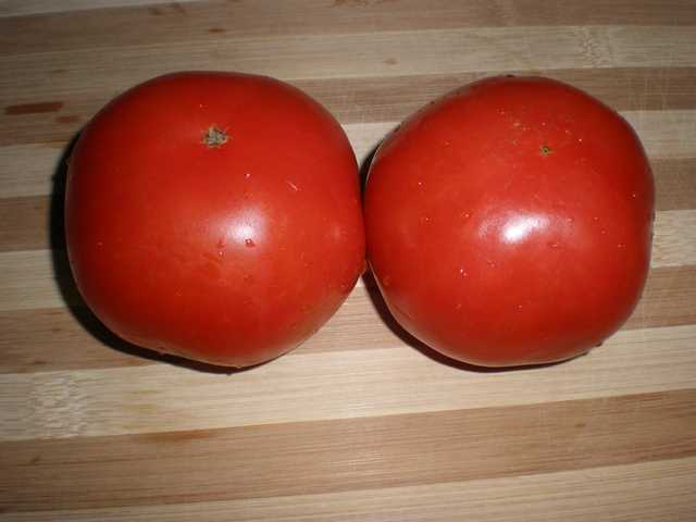 Tomates enteros