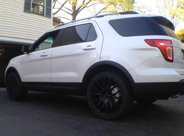 22 Wheels For Explorer Ford Explorer And Ford Ranger