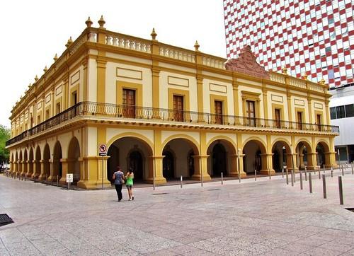 Museo Metropolitano de Monterrey Antiguo Palacio Municipal