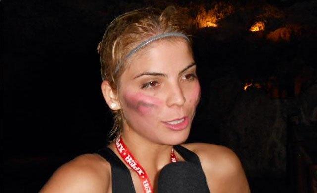 Esmeralda Ugalde en Xplor Bravest Race La Isla