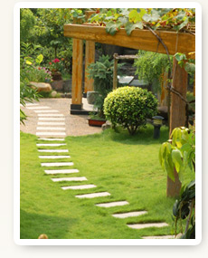 Youu0027ll Never Want To Use Stone Pavers Again! Ecotrend Garden Stomp Stones  Provide A Quick And Attractive Option To Extend Or Create A Pathway, ...