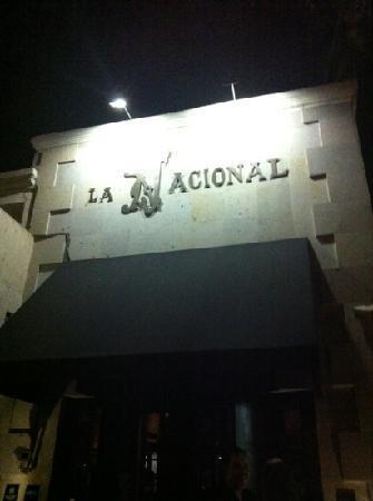 Restaurante Cantina La Nacional