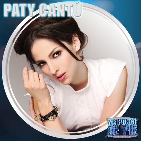 Paty Cantú capitana de Me Pongo de Pie