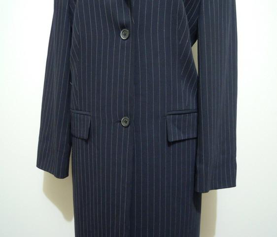 068970dec8399 CAROL Coat Trench Woman Viscose Wool Woman Rayon Wool Coat Sz. M ...