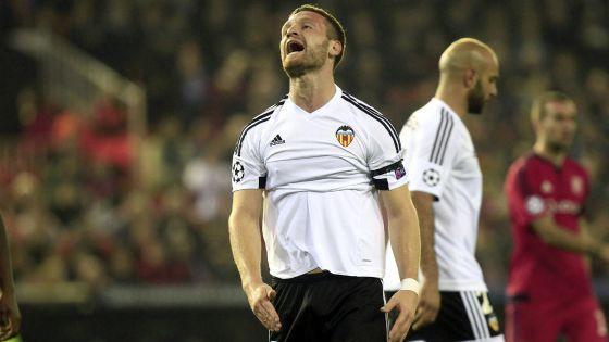 Valencia 0-2 Lyon en Champions League