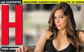 Gwen García en la Revista H