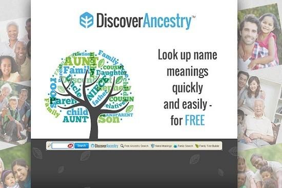DiscoverAncestry Toolbar