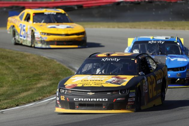 NASCAR XFinity Series – Homestead Miami en Vivo – Sábado 19 de Noviembre del 2016