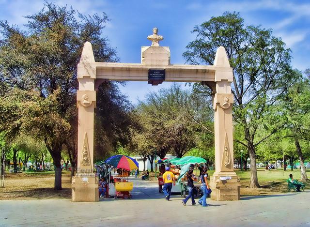 La Alameda de Monterrey
