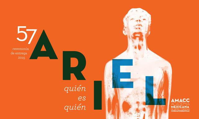 Premios Ariel 2015 en Vivo – Miércoles 27 de Mayo del 2015