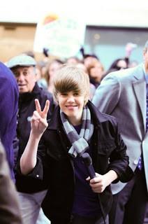 Foto 2 de Justin Bieber Today Show