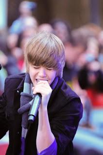 Foto de Justin Bieber Today Show