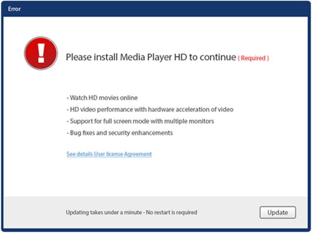 Media-player-free.com popup