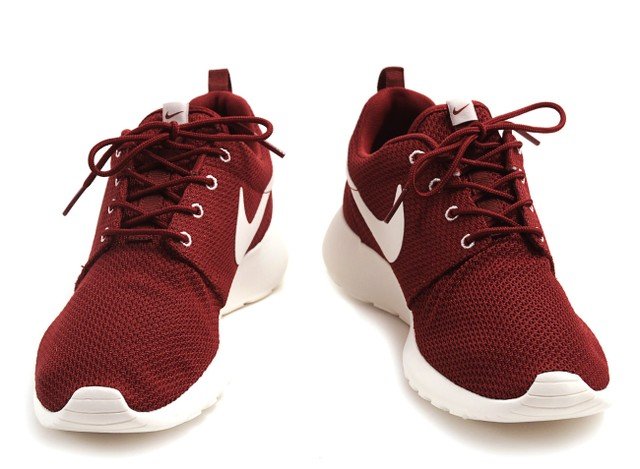 nike roshe run bordowe rozmiar 36 run. Black Bedroom Furniture Sets. Home Design Ideas