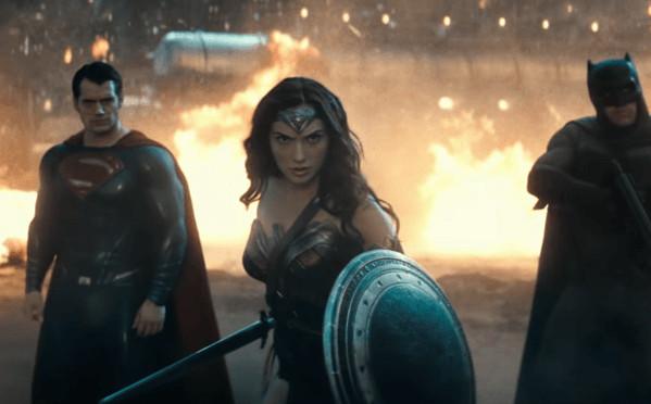 """Tráiler completo de la esperada cinta """"Batman vs Superman: Dawn of Justice"""""""