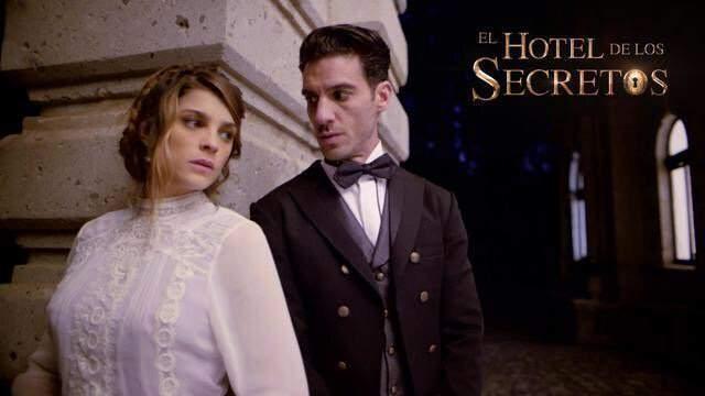 Presentación «El Hotel de los Secretos» en Univision