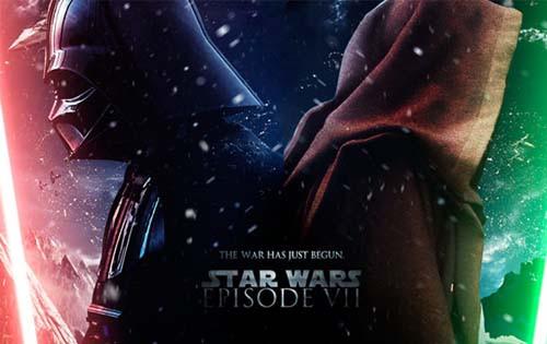 """Trailer Star Wars Episodio VII: El despertar de la fuerza"""""""