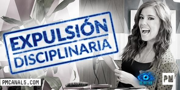 Expulsion disciplinaria de Shira y Ana,  una justa otra injusta